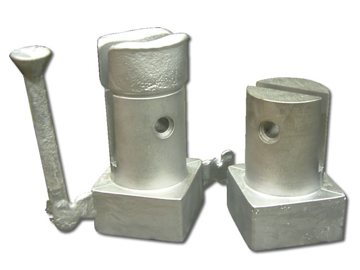 Aluminium Die-Cast Components - Engineering