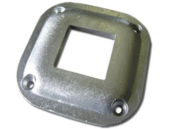 Aluminium Die-Cast Components - Base Plate