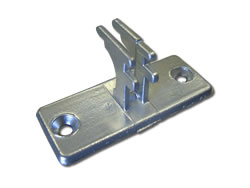 Aluminium Die-Cast Components - Mounting Bracket