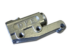 Aluminium Die-Cast Components - Karting Brake Cylinder Component