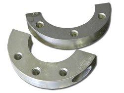 Aluminium Die-Cast Components - Machined Components