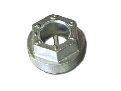 Aluminium Die-Cast Components - Nut
