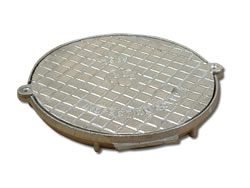 Aluminium Die-Cast Components - Inspection Cover