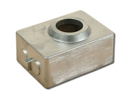 Aluminium Die-Cast Components - Electrical Box